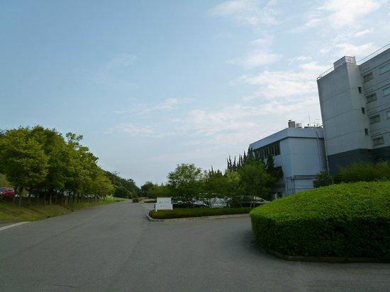 Bella Vista Spa & Marina Onomichi: car park area