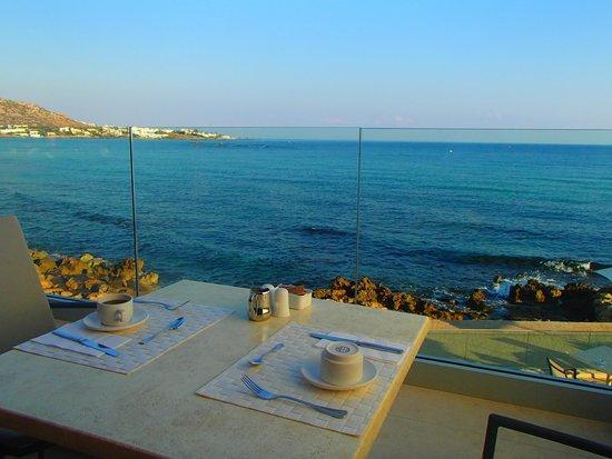 Aktia Lounge Hotel & Spa: Petit déjeuner à l'hôtel