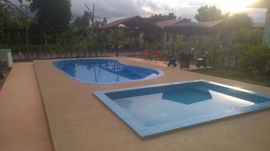 Sabai Sabai Resort & Restaurant: Current pump for exersise swimming