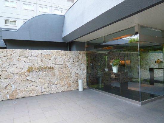 Bella Vista Spa & Marina Onomichi: main entracne of hotel