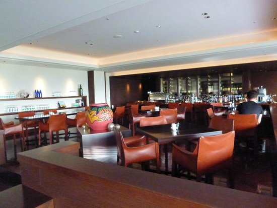 Bella Vista Spa & Marina Onomichi: lounge bar