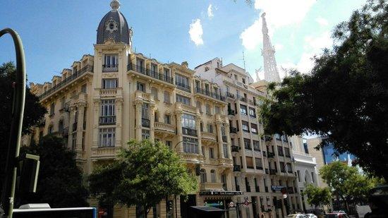 Nice houses picture of barrio de salamanca madrid tripadvisor - Barrio salamanca madrid ...