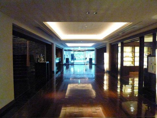 Bella Vista Spa & Marina Onomichi: side of lobby