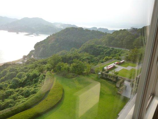 Bella Vista Spa & Marina Onomichi: from room view of bay