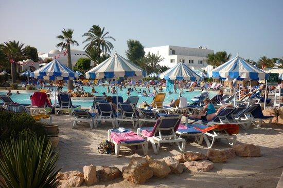 فندق لايكو جربة: piscine
