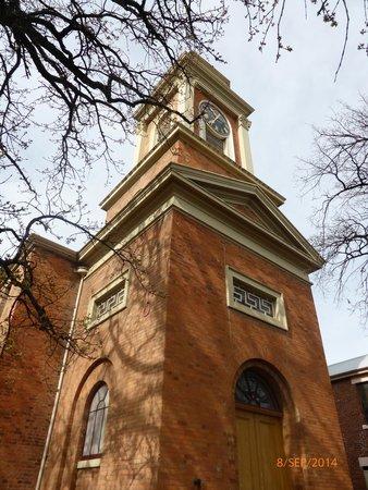 Hobart Convict Penitentiary: Clock Tower