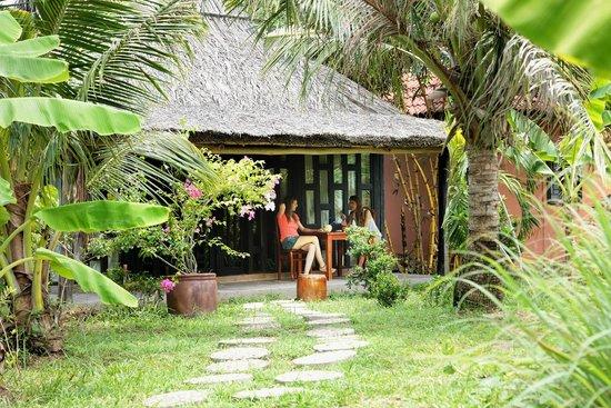 ماي سبا ريزورت: Garden view bungalow