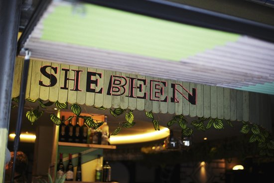 Shebeen: The front bar