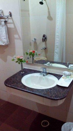 The Tal Paradise: bathroom