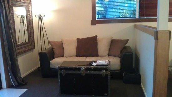 كامبريدج كوتش هاوس: The lounge area