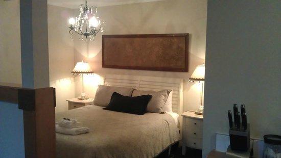 كامبريدج كوتش هاوس: Lovely bedroom again
