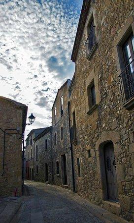 بلاتجا دي أورو, إسبانيا: Castell d` Aro - окружающие улицы