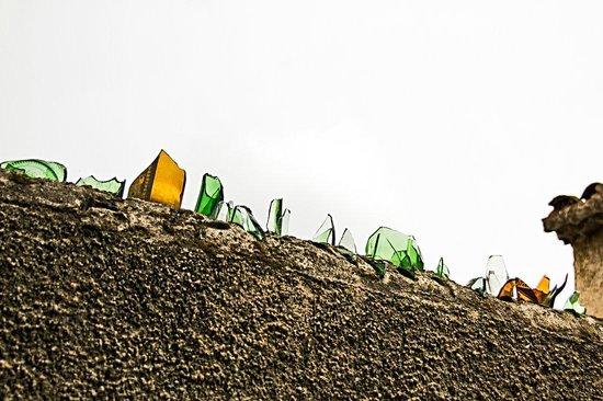 بلاتجا دي أورو, إسبانيا: страшная ограда