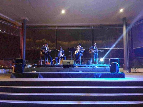 Live music performance at alfresco walk picture of mall alam mall alam sutera live music performance at alfresco walk thecheapjerseys Image collections