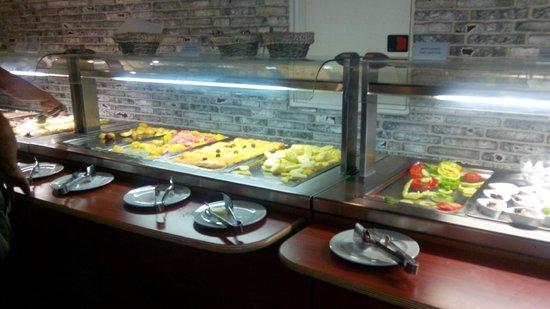LOFT Hotel Bratislava: colazione