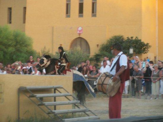 Medinat Alzahra Parc: reitshow