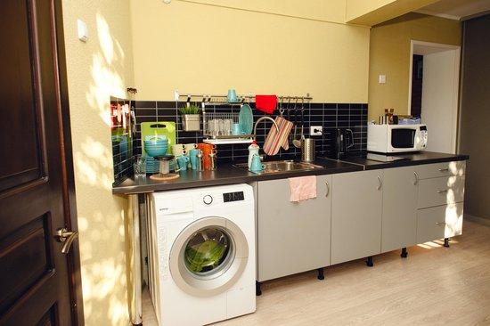 U Hostel: Кухня