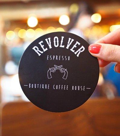 Revolver Espresso: Revolver