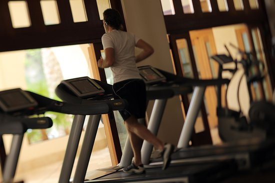 Four Seasons Resort Sharm El Sheikh: Fitness Center facilities