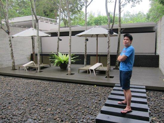 سلال فوكيت ريزورت آند سبا: The spa reception area