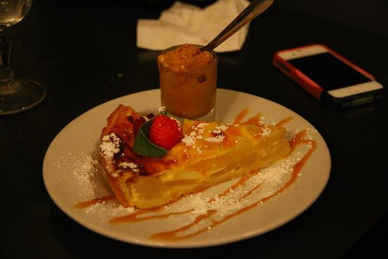 Hugo: dessert