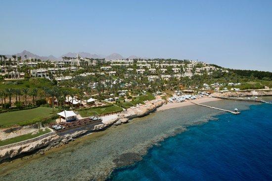 منتجع فور سيزونز ريزورت شرم الشيخ: Resort destination shot