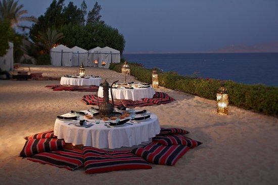 منتجع فور سيزونز ريزورت شرم الشيخ: Bedouin night under the stars