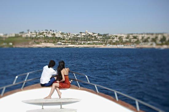 منتجع فور سيزونز ريزورت شرم الشيخ: Sailing the Red Sea