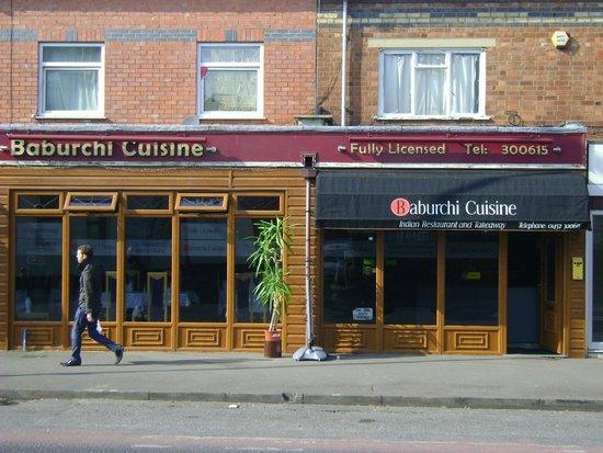 Baburchi Cuisine: Baburchi Fine Indian Cuisine