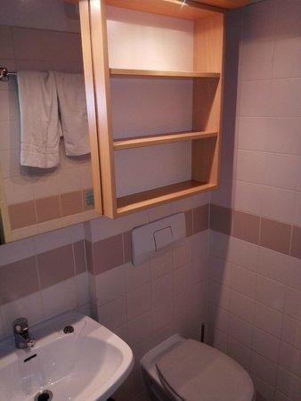 myNext - Sommerhotel Wieden: baño
