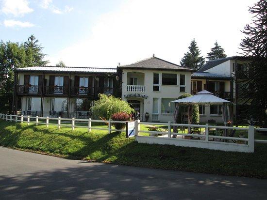 هوستليري سانت كليمنت: face hotel