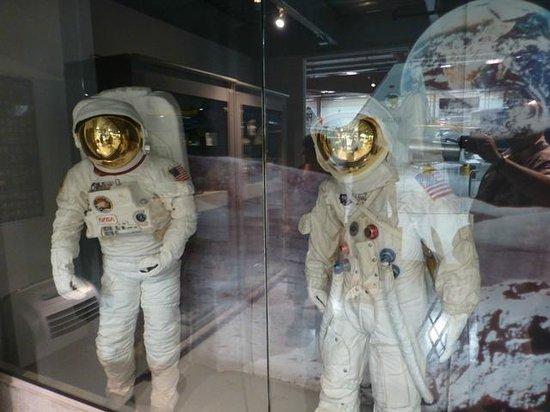 Yanks Air Museum: Astronaute