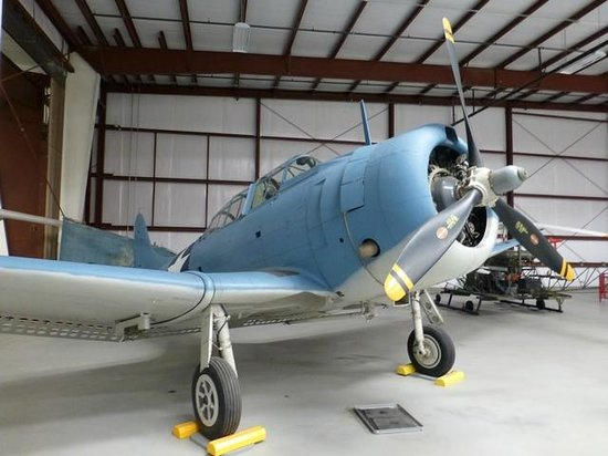 Yanks Air Museum: 39-45