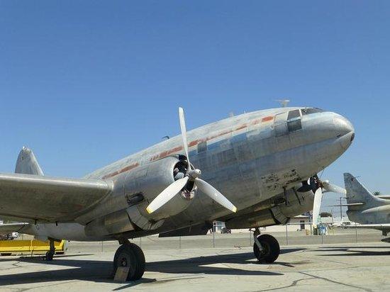 Yanks Air Museum: A restaurer