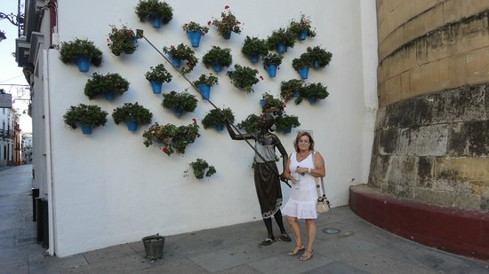 Historic Centre of Cordoba: Entre macetas