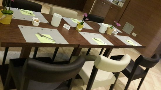 Enjoy Garda Hotel: inside dining