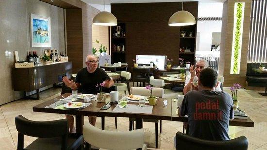Enjoy Garda Hotel: dinner