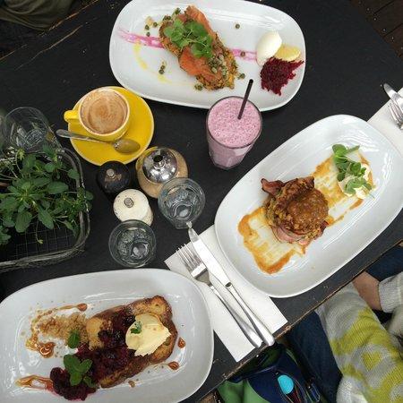 Mart 130: Our brunch menu