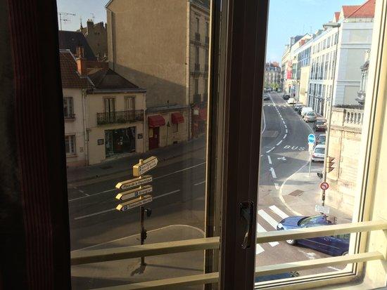 Residence Urbaneva: Blick aus dem Fenster