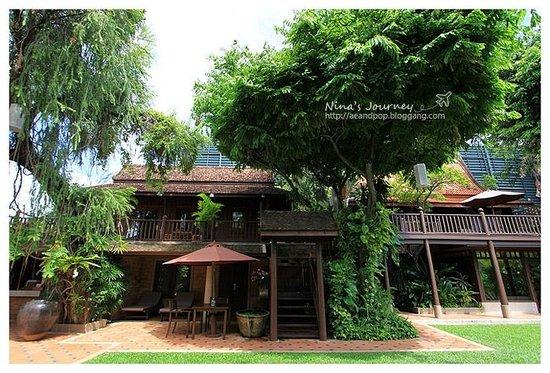 شاكرابونجس فيلاز: Thai Villa