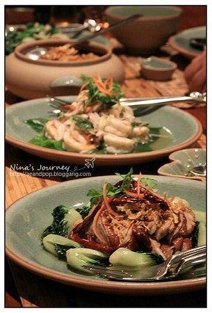 شاكرابونجس فيلاز: Chakrabongse Dining