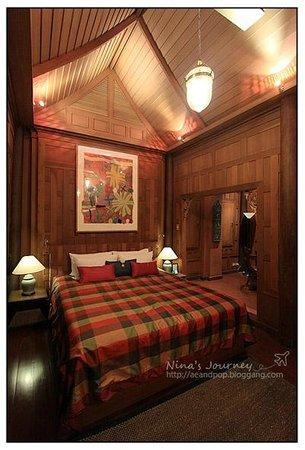 شاكرابونجس فيلاز: River View Suite : Bedroom
