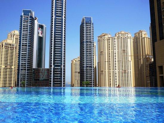 فندق ذا آدرس مارينا: the pool