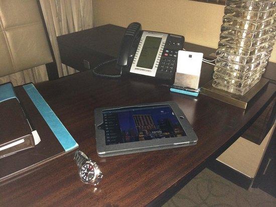 فندق ذا آدرس مارينا: ipad in the room