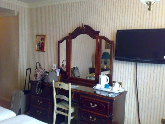 بريطانيا ذا إنترناشونال هوتل لندن كناري وارف: Britannia International Hotel