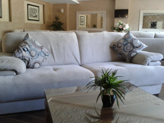 Sea Star Marmaris: Airconditioned lounge.