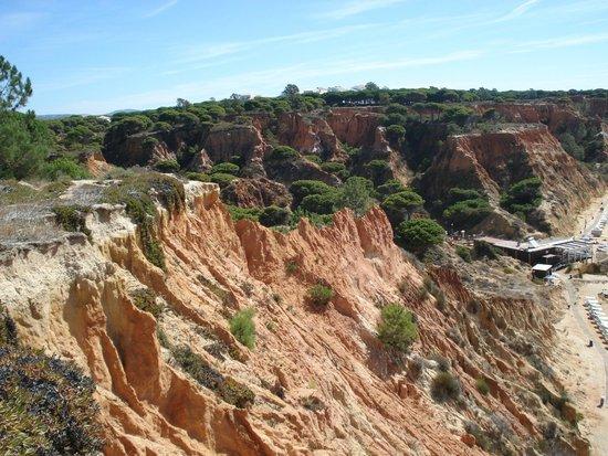 TUI BLUE Falesia: les falaises