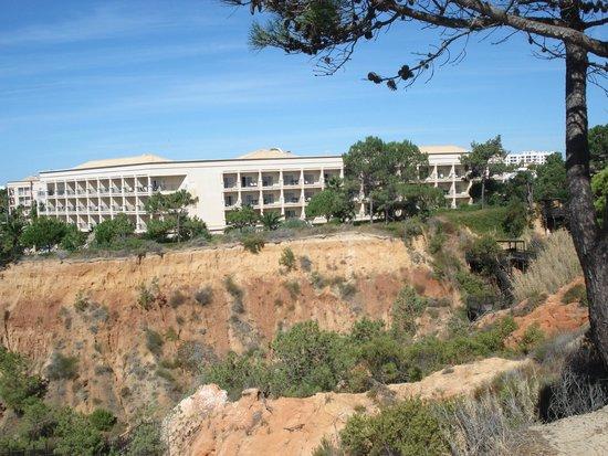 TUI BLUE Falesia: vue sur l'hôtel