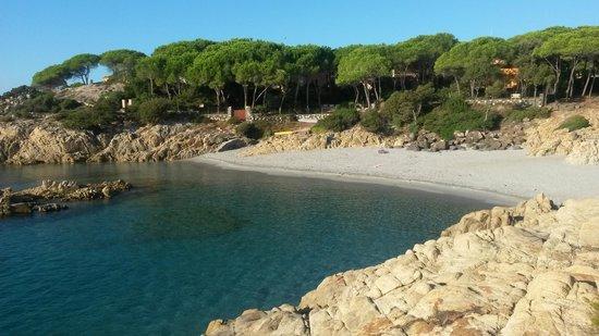 Villaggio Alba Dorata: Caletta a Cala liberotto-Sos alinos