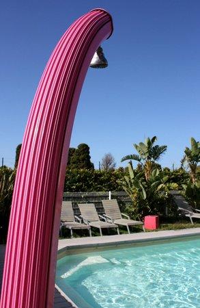 Residence Le Clos Saint Paul: Notre espace piscine